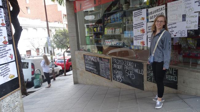 Optical Illusion on the Street