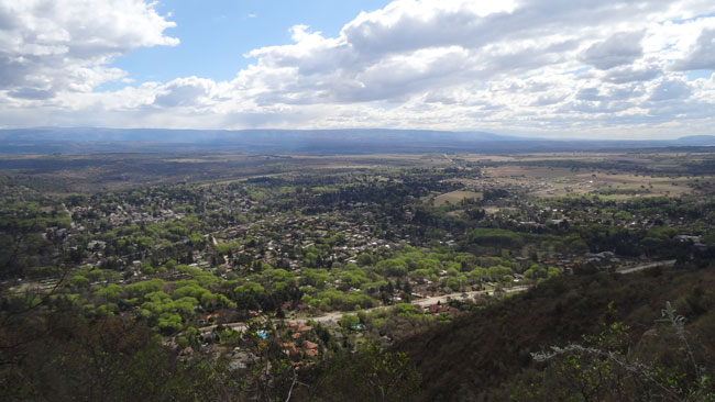Panoramas from the Hike