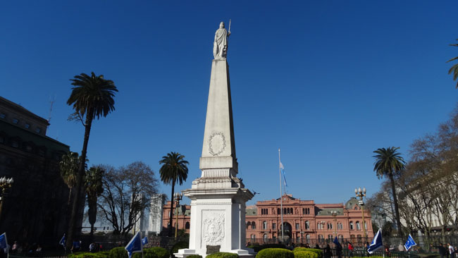 Tour of Buenos Aires