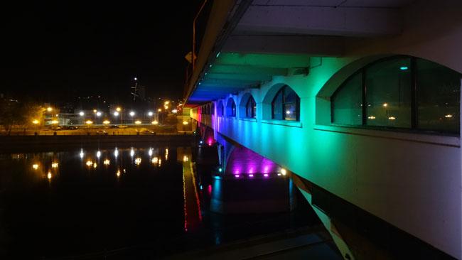 The Lights of Villa Carlos Paz