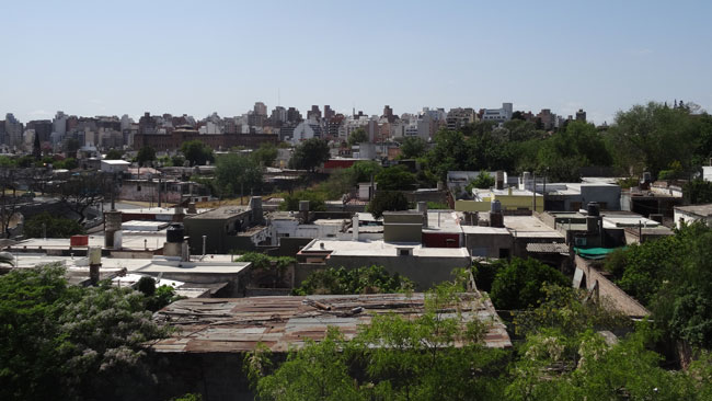 Rooftop View of Cordoba