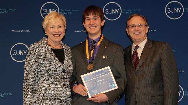 SUNY Chancellor's Award